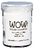WOW! Opaque Bright White Large Jar