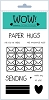 Paper Hugs (by Ashlee McGregor) - Clear Stamp Set
