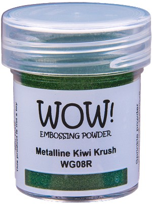 WOW! Metalline Kiwi Krush