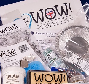 WOW! Creative Club - Kit 4 (Launched September 2018) - Beautiful Makes