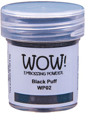 WOW! Black Puff