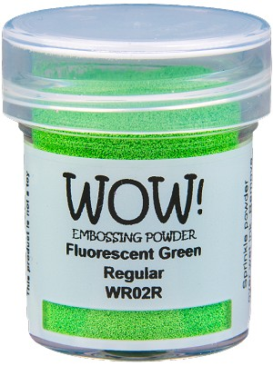 WOW! Fluorescent Green
