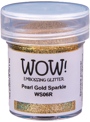 WOW! Pearl Gold Sparkle
