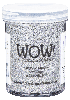 WOW! Metallic Silver Ultra High Large Jar