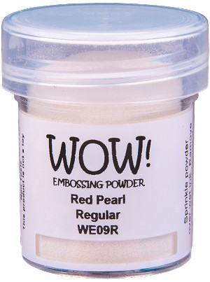 WE09 WOW! Red Pearl