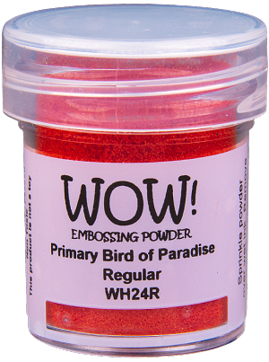 WH24 WOW! Primary Bird of Paradise
