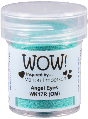 WK17 WOW! Opaque Primary Angel Eyes