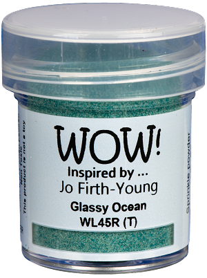 WL45 WOW! Glassy Ocean Colour Blend *Jo Firth-Young*