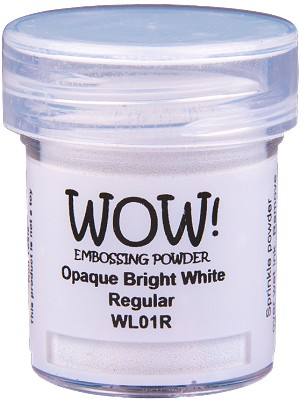 WL01 WOW! Opaque Bright White