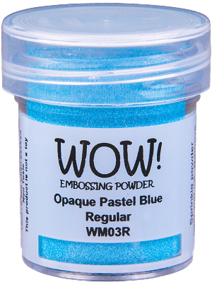 WM03 WOW! Pastel Blue