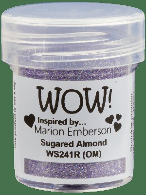WS241 WOW! Sugared Almond