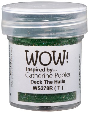 WS278 WOW! Deck The Halls *Catherine Pooler*